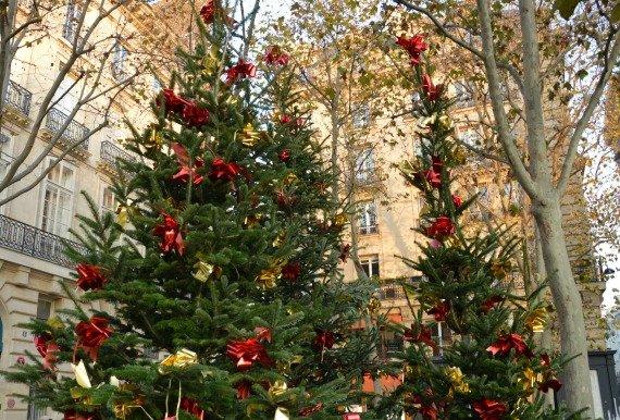 Saint Sulpice Christmas Market Paris