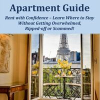 The Paris Apartment Guide by Robyn Webb
