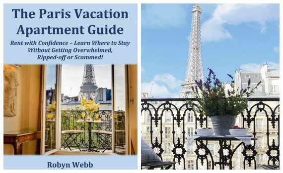 The Paris Vacation Apartment Guide Book Review