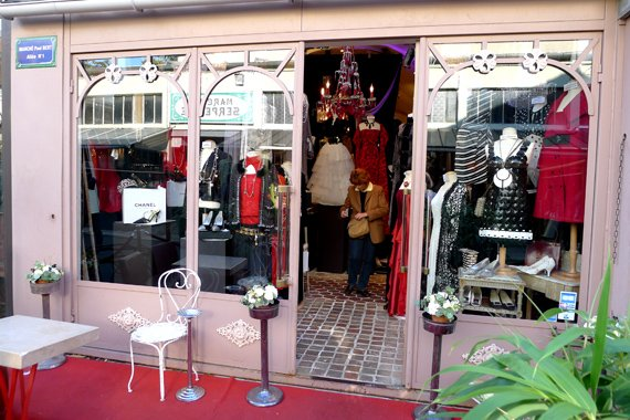 best designer vintage paris