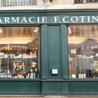 What's Inside a French Pharmacie