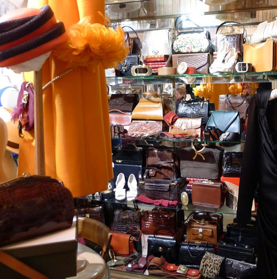 vintage purses paris