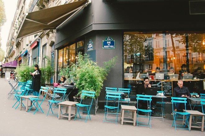 KB Cafeshop Paris coffee beans perfect brew France