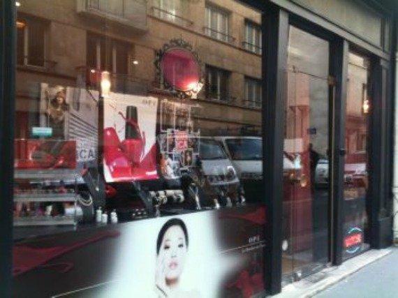Le Boudoir de Paris Nail bar Manicure Pedicure 7th arrondissement Paris