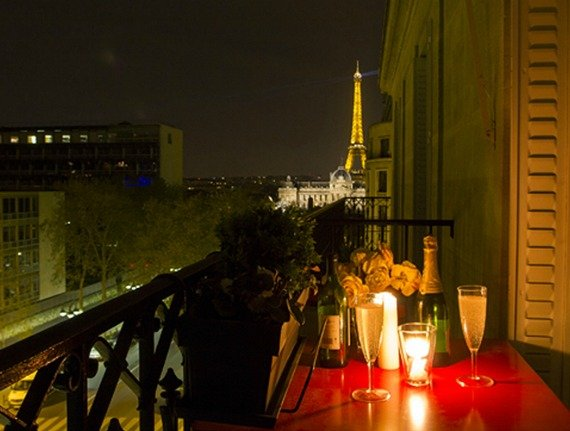 Paris Apartment with Eiffel Tower View for Sale