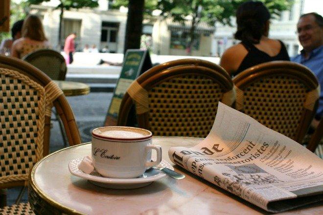 Paris Restaurant Etiquette