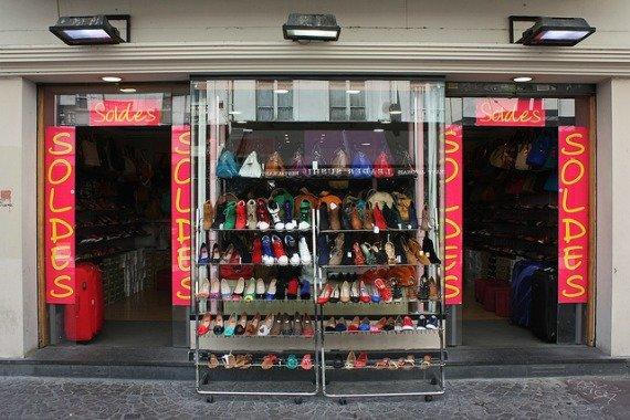 Paris Sales Shoes