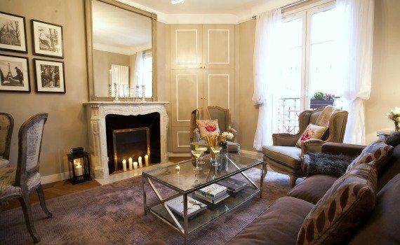 Saint Aubin 2 Bedroom Paris Apartment for Sale