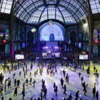 Ice Skating in Paris Grand Palais 187-31