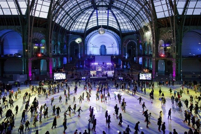 Ice Skating in Paris Grand Palais 187-31