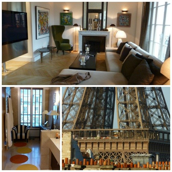 Paris Three Bedroom Apartment for Sale