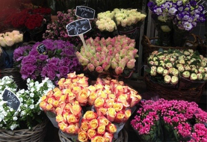 Paris Flower Shop 2