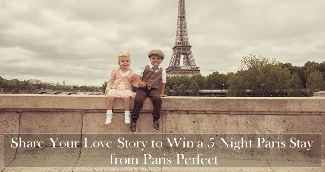 Share Your Love Story to Win a Free Stay 5 Night Stay!