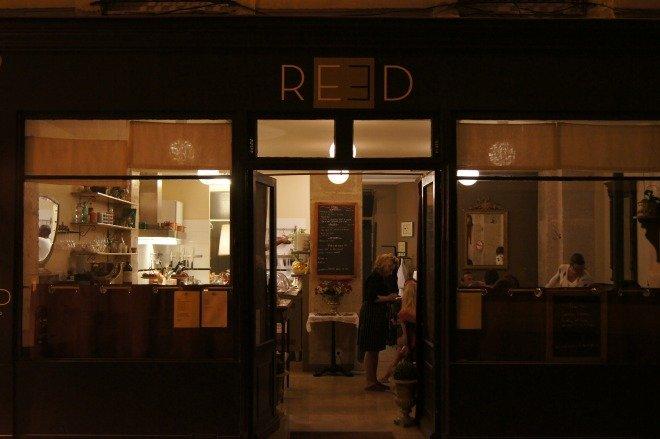 Reed Bistro Paris valentines day special