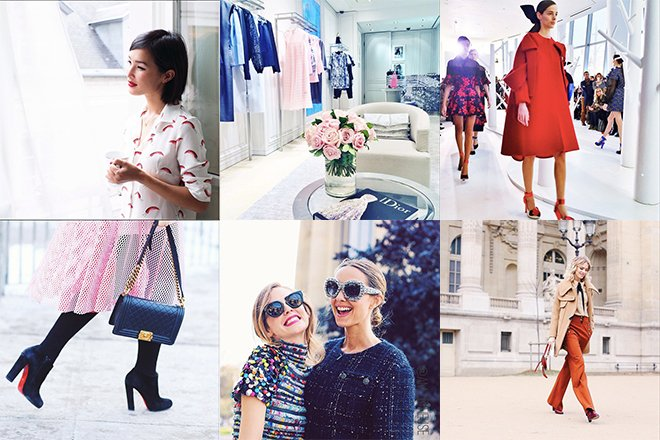 Five Instagram Fashionistas to Follow During Paris Fashion Week
