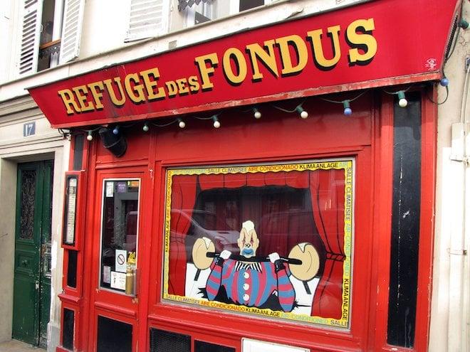 Refuge des Fondus A Fun Guide to Montmartre: Unique Shopping & Dining