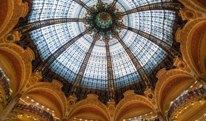 Galeries Lafayette Paris Summer Sales
