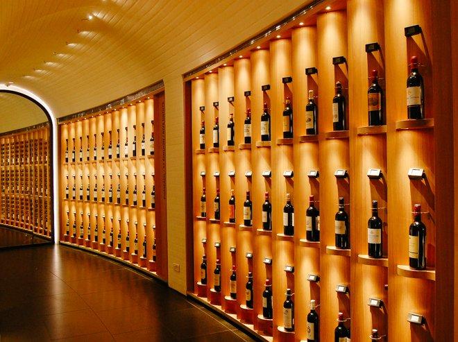 Grand Epicerie Liquor Cave Bon Marche Paris