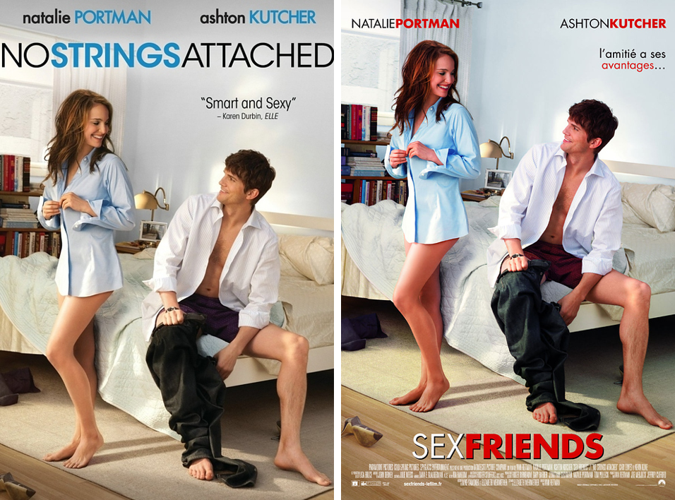 No Strings Attached BOTH