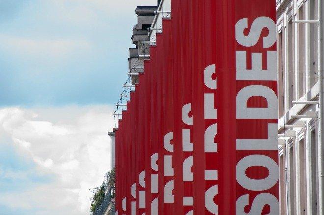 Paris Soldes Summer Sales 2015