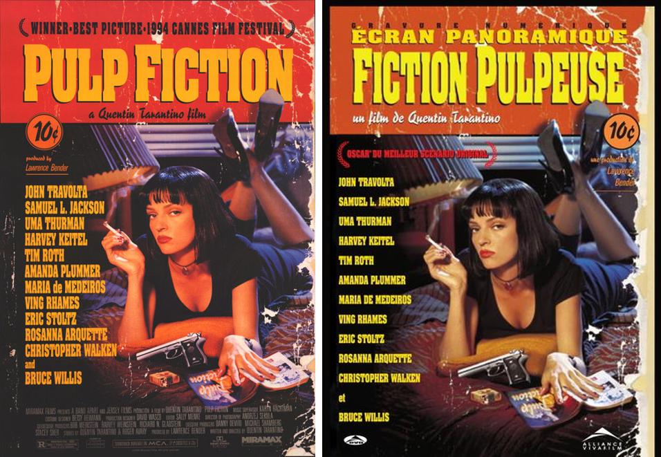 Pulp Fiction BOTH
