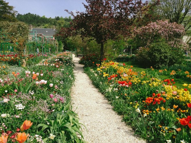 Tulip Season at Giverny