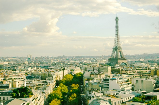 Paris is Irresistible in the Spring!