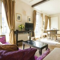 Paris Studio Vacation Apartment Rental 7th Arrondissement