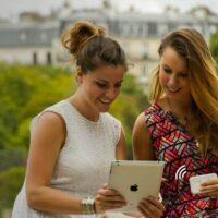 Travel Wifi Hotspot Paris France