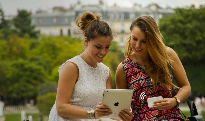 How to Have Wifi Everywhere You Go in Paris
