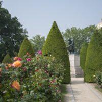 Rodin Museum Rose Garden