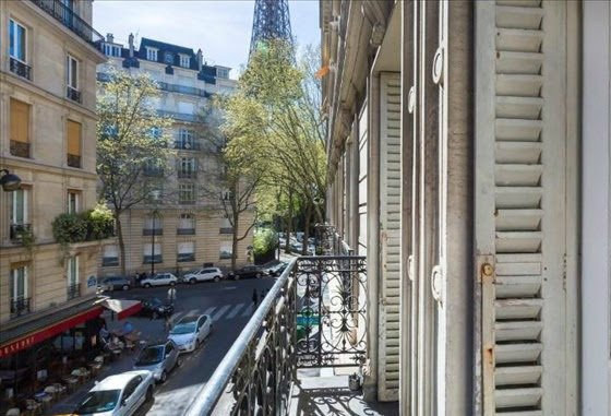 Gorgeous Paris Apartment for Sale! Balcony, Best Location and View €1,079,000