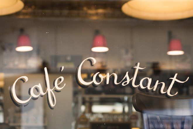 Cafe Constant Georgianna Lane
