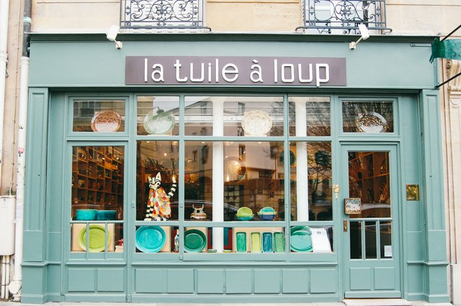La Tuile à Loup French Ceramics