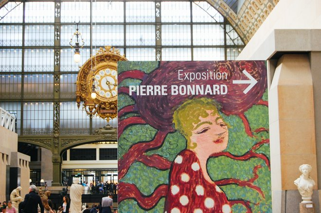 Now Showing at the Musée d'Orsay – Pierre Bonnard, Painter of Arcadia