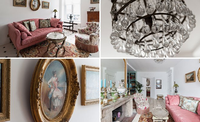Paris Luxury Vacation Rental 6th arrondissement