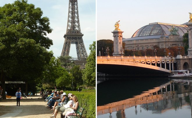 Paris Perfect Apartment Rentals  Eiffel Tower View