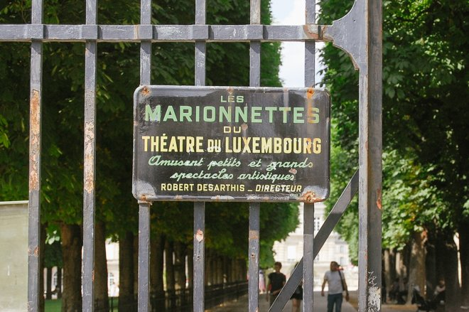 Marionnettes luxembourg