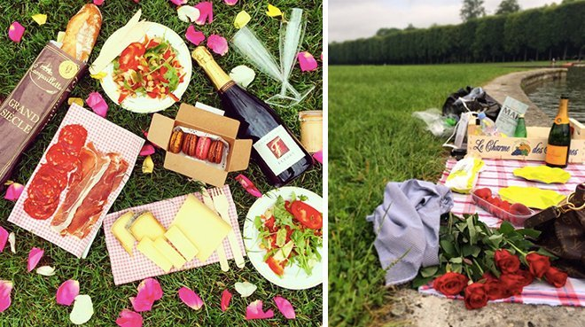 A Perfect Paris Picnic