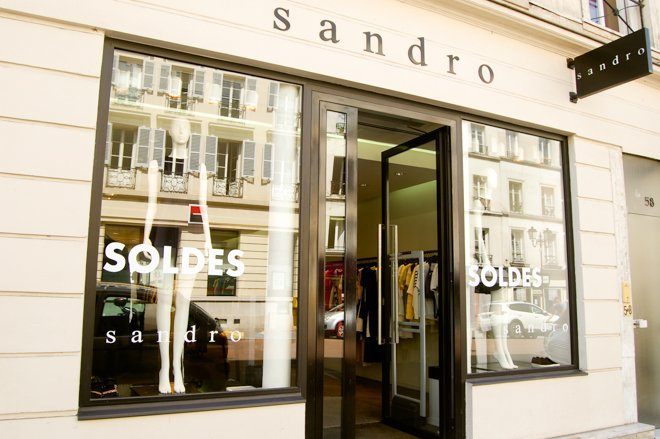Summer Sales Paris 2015