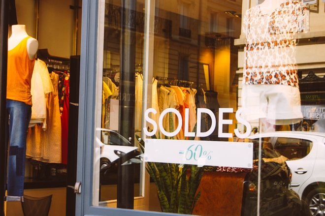 The Summer Sales have Arrived in Paris!