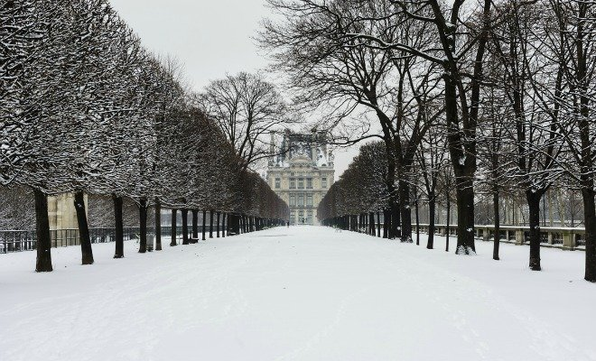 Paris Perfect Free Nights in Winter Sale Blog