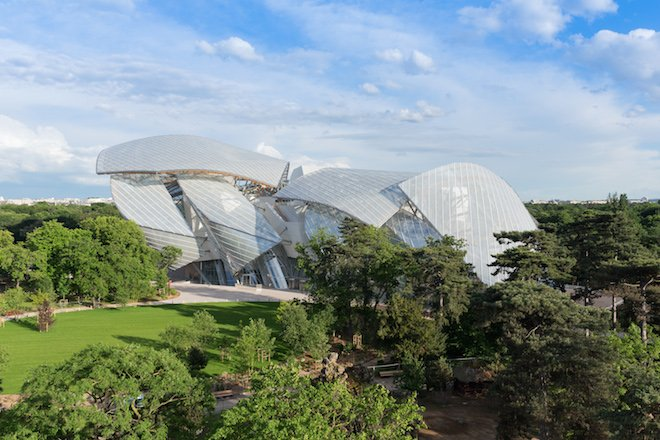 The Fondation Louis Vuitton: An Architectural Masterpiece