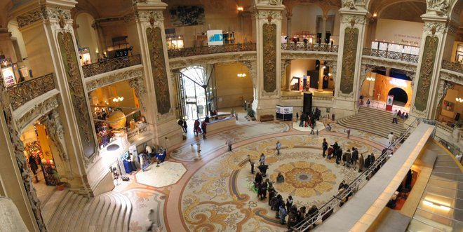 The Palais de la Decouverte. Image by Panaramos.