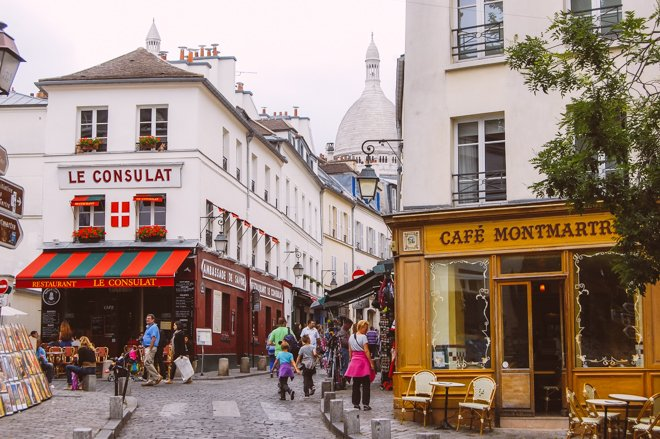 A Fun Guide To Montmartre Unique Shopping Dining Paris Perfect