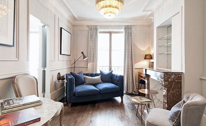 Introducing the Tavel – A Fresh New Apartment in Saint-Germain!