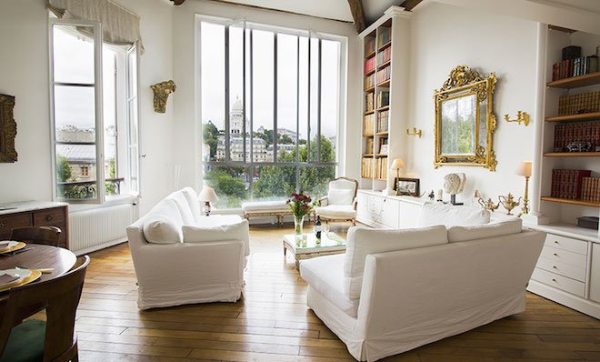 Get Free Nights at this Stunning Apartment in Montmartre!