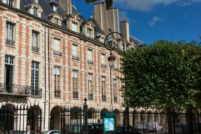 Paris Apartment for Sale Place de Vosges Marais