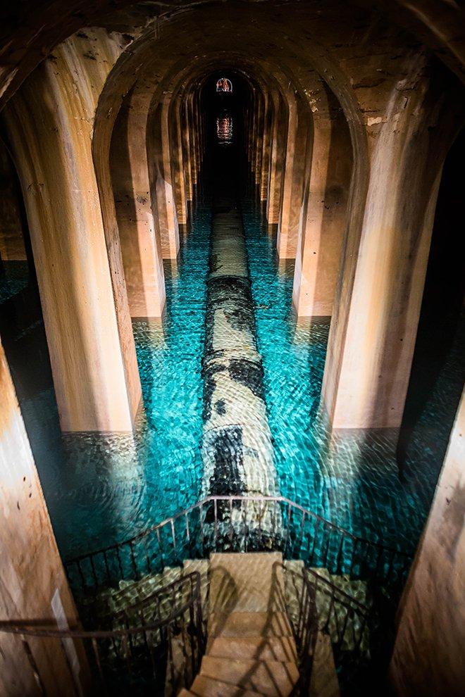 Reservoir montsouris