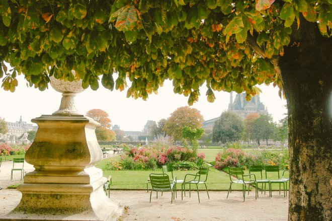 Celebrate the Changing of Seasons with a Paris Picnic!